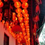 Shanghai.JadeBuddhaTemple.RedLanterns